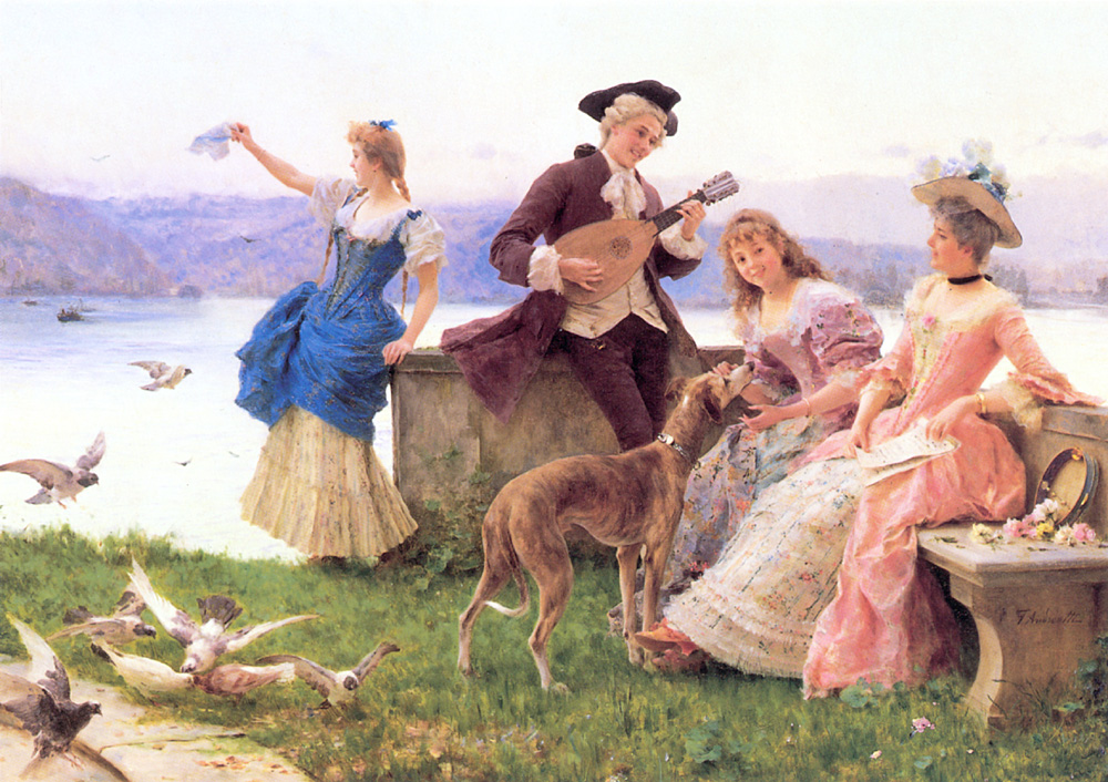 意大利《A Day's Outing》Federico Andreotti