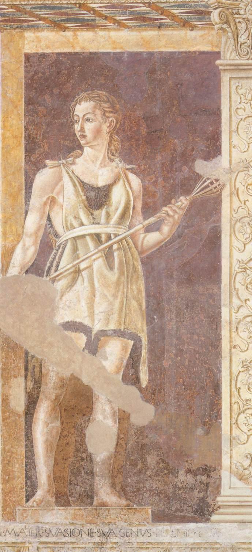 《Eve》安德烈亚·德尔·卡斯坦诺Andrea del Castagno