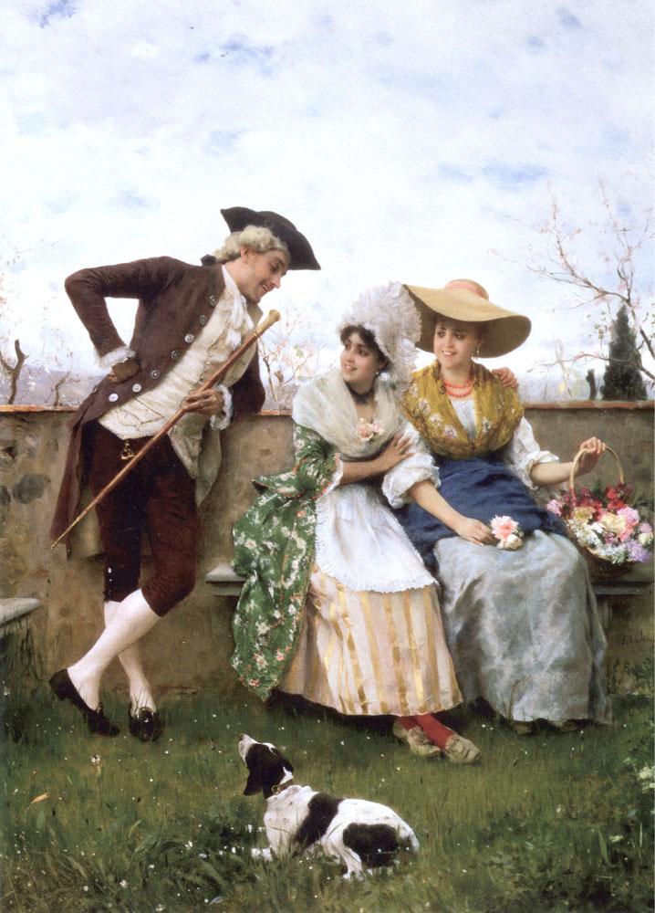 意大利《Flirtation》Federico Andreotti