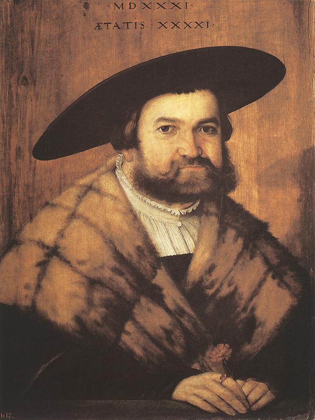 德国《Goldsmith Jörg Zürer of Augsburg》克里斯托弗·安贝格尔 Amberger Christoph