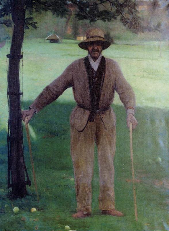 法国《The Peasant》路易斯·安克坦Louis Anquetin