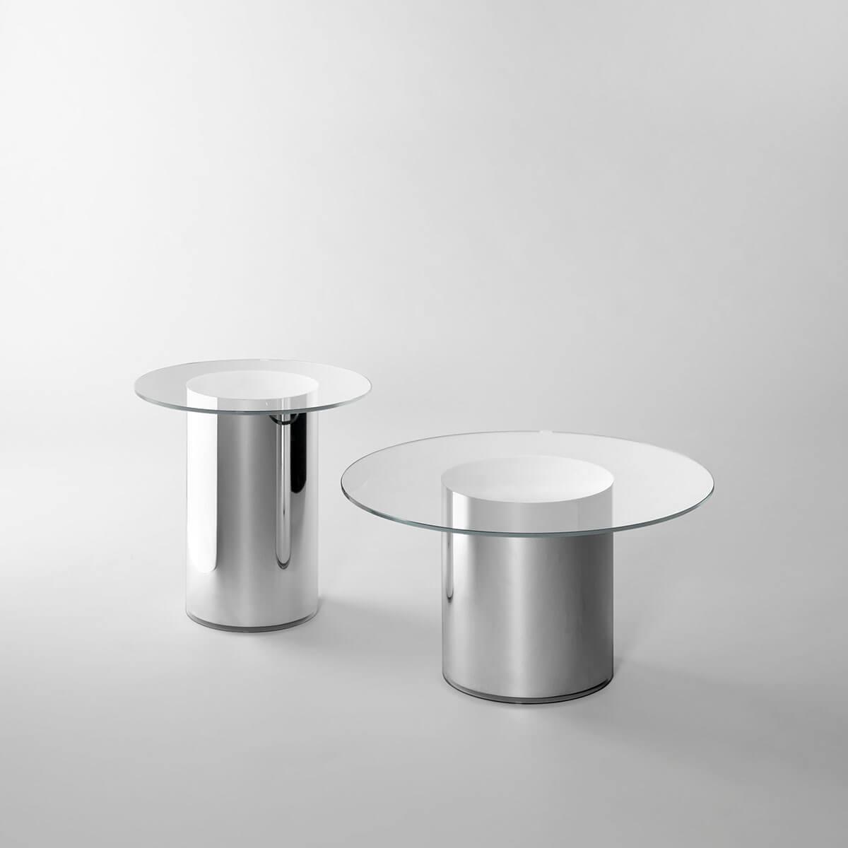 b.d barcelona design  2001 Side Tables 边几
