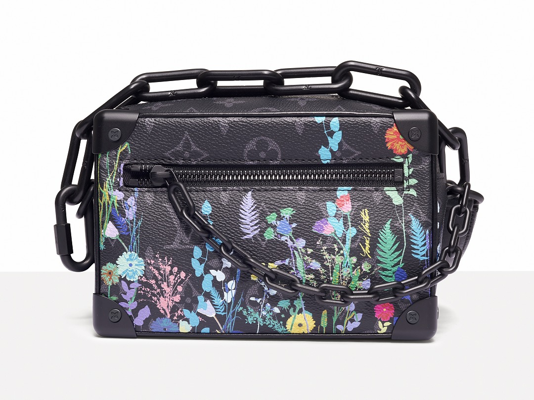 Louis Vuitton 花卉 Soft Trunk 手袋