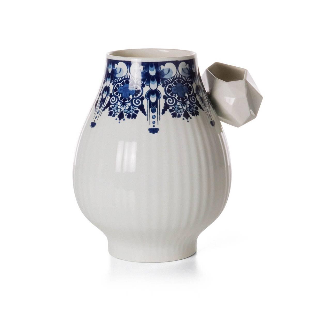 Moooi  Delft Blue No 08 花瓶