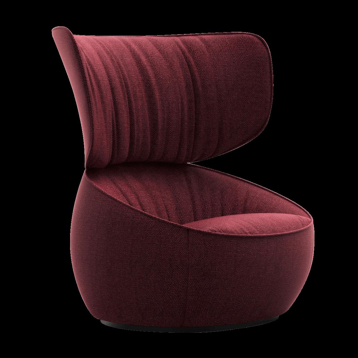 Moooi  Hana Armchair Wingback 扶手椅