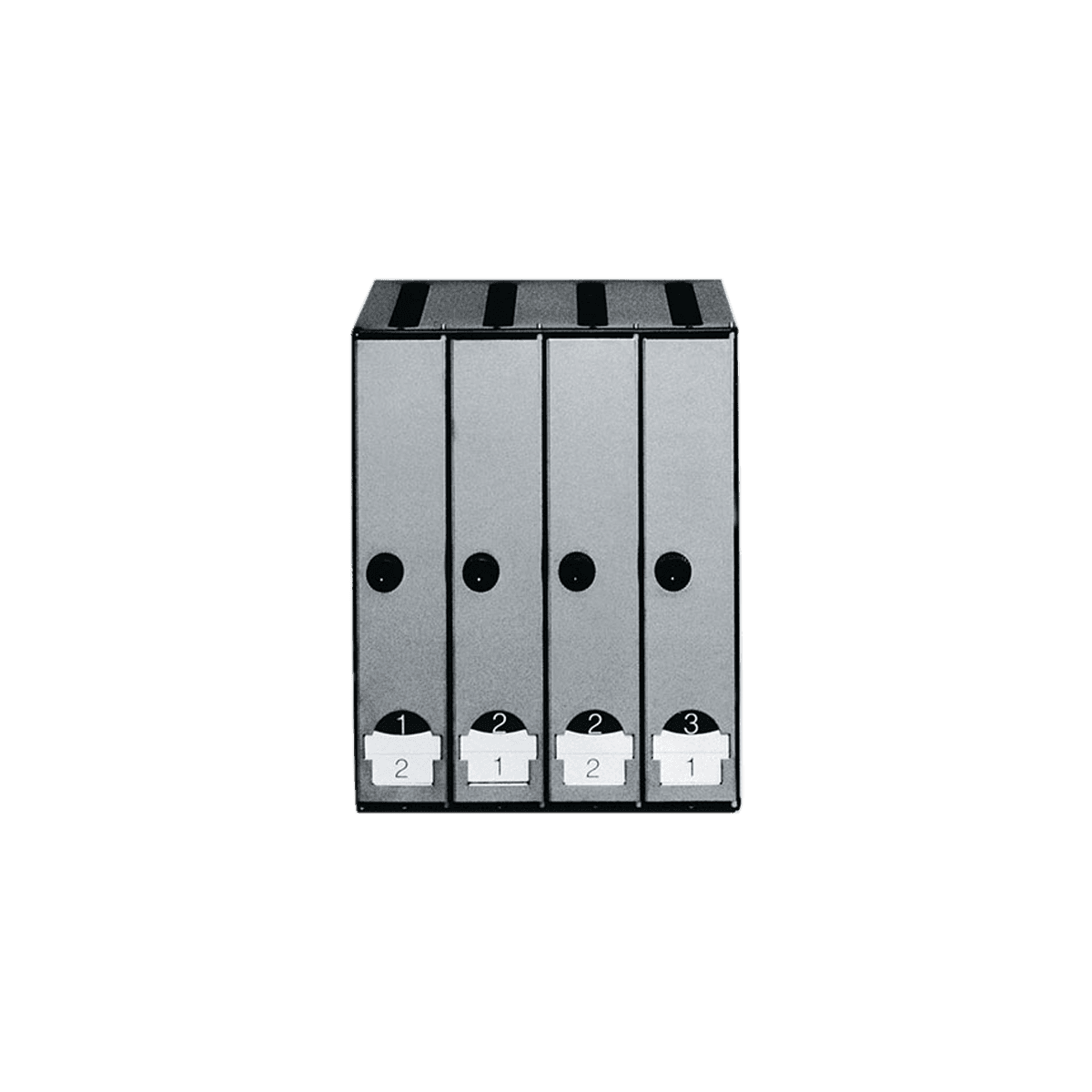 b.d barcelona design 3-4-5 Mailbox 邮箱
