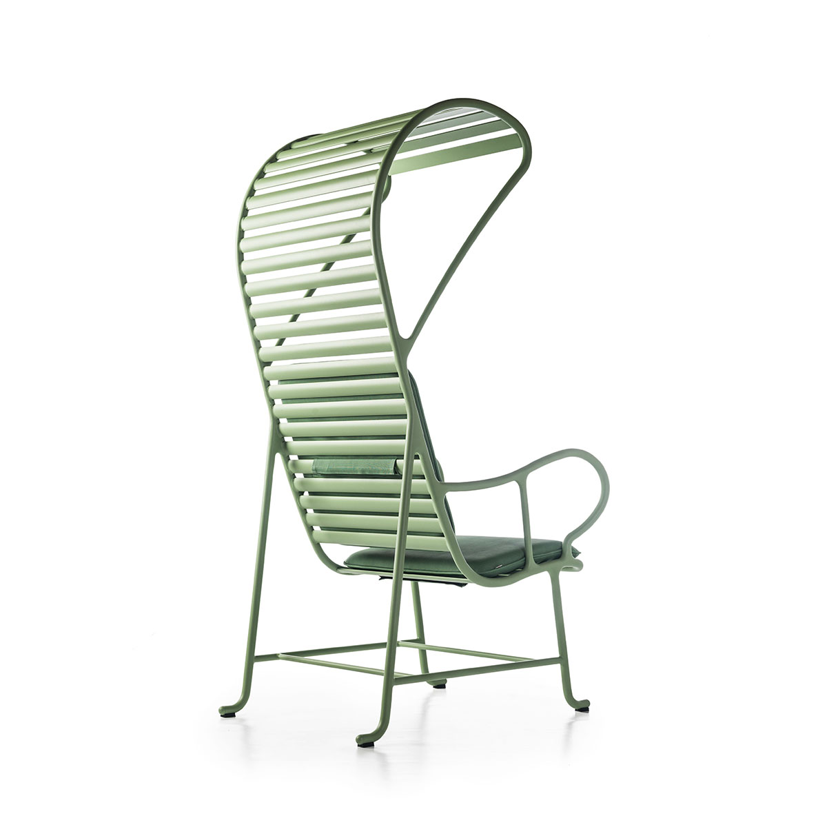 b.d barcelona design  Gardenias With Pergola - Outdoor 户外扶手椅