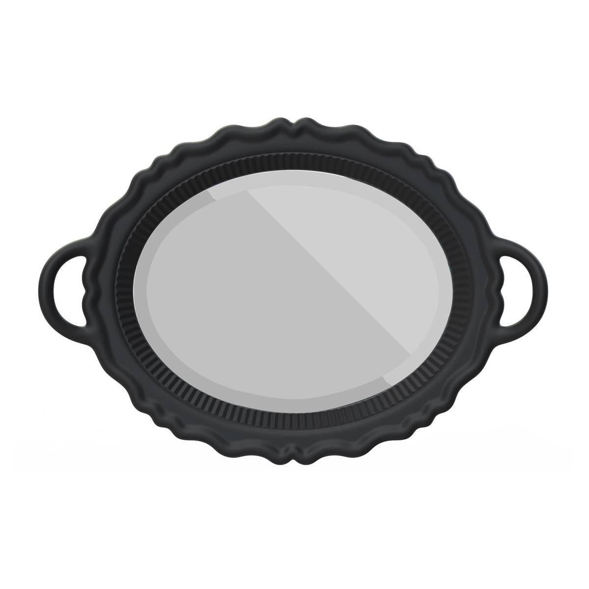 qeeboo  Plateau Miroir 镜子
