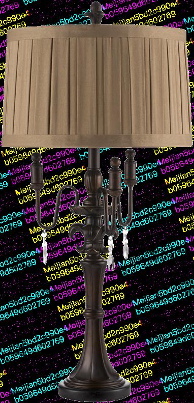 凡丁堡欧式台灯卧室床头灯奢华美式乡村台灯水晶台灯酒店大气别墅