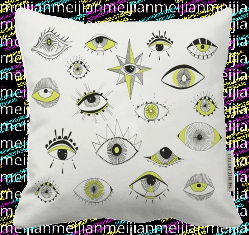 抱枕 Cotton Pillow-Vision Quest