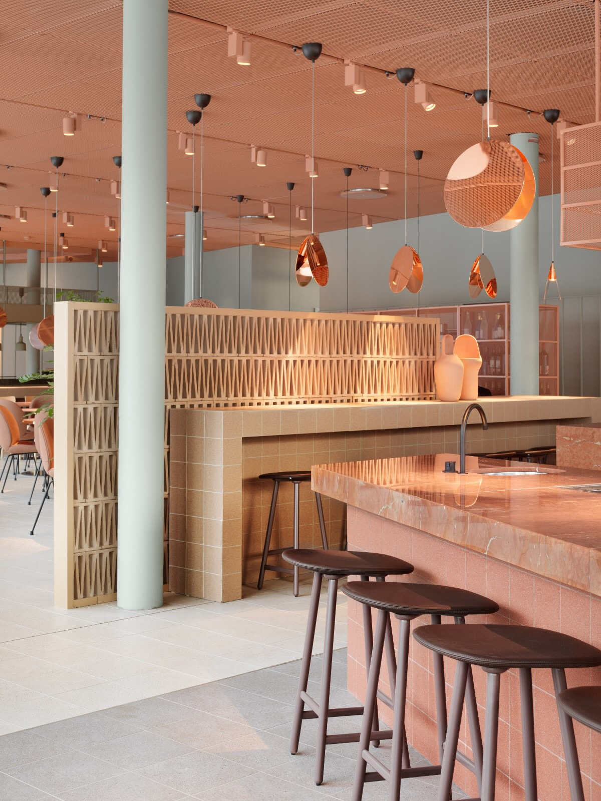 温暖而富有表现力,斯德哥尔摩Grow Hotel酒店 | Note Design Studio