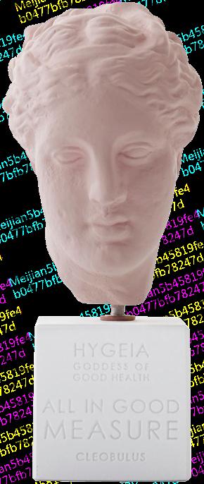 悦生活/Sophia雕像/健康女神海吉亚/陶制雕像艺术品石膏摆件