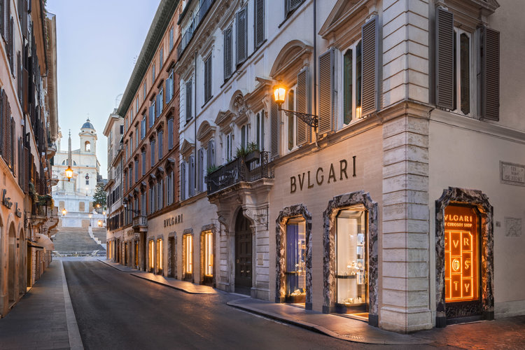 Bulgari - New Curiosity Shop Roma