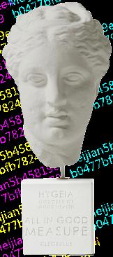 Sophia雕像/健康女神海吉亚/陶制雕像艺术品石膏摆件