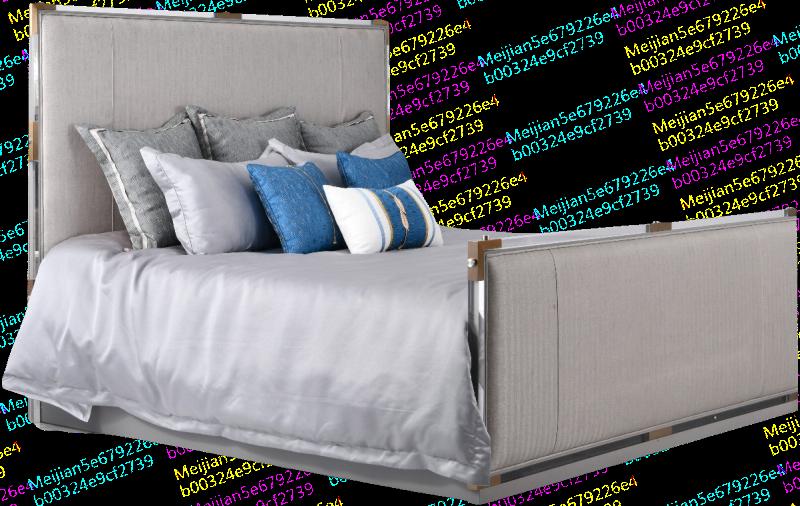 apm room 现代轻奢双人床BND系列