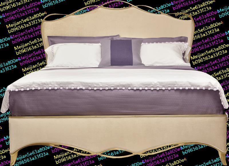 apm room 美式轻奢双人床Grace系列