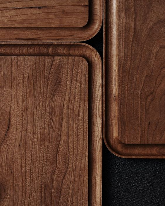 Kakudo Board - Walnut Medium