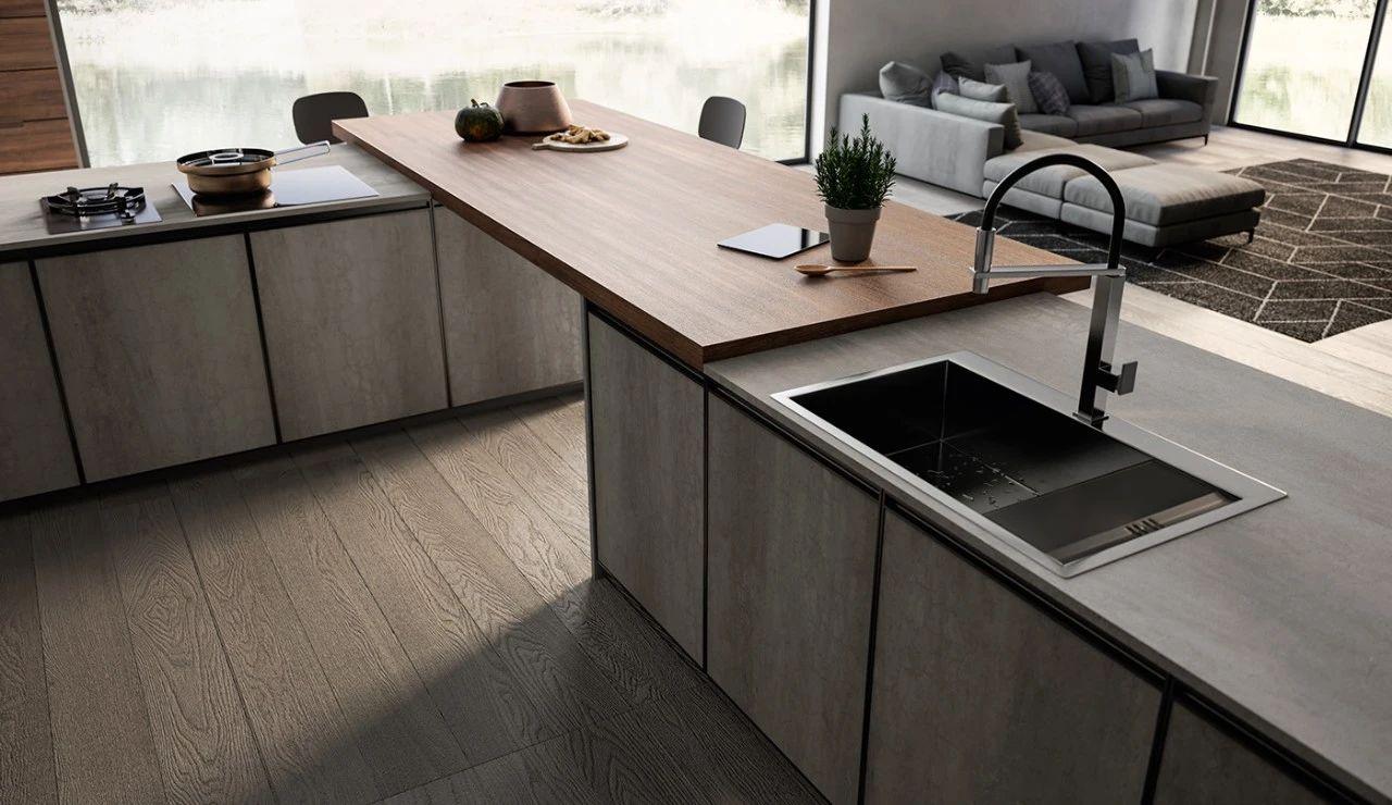 studiopodrini意大利设计工作室,主要从事顶级厨房的设计和渲染,看到他们的作品,你会不会被惊艳到?每一个设计师都有自己的工具,而studiopodrini就特别擅长Arion的应用,下面来感受一下Arion的魅力。