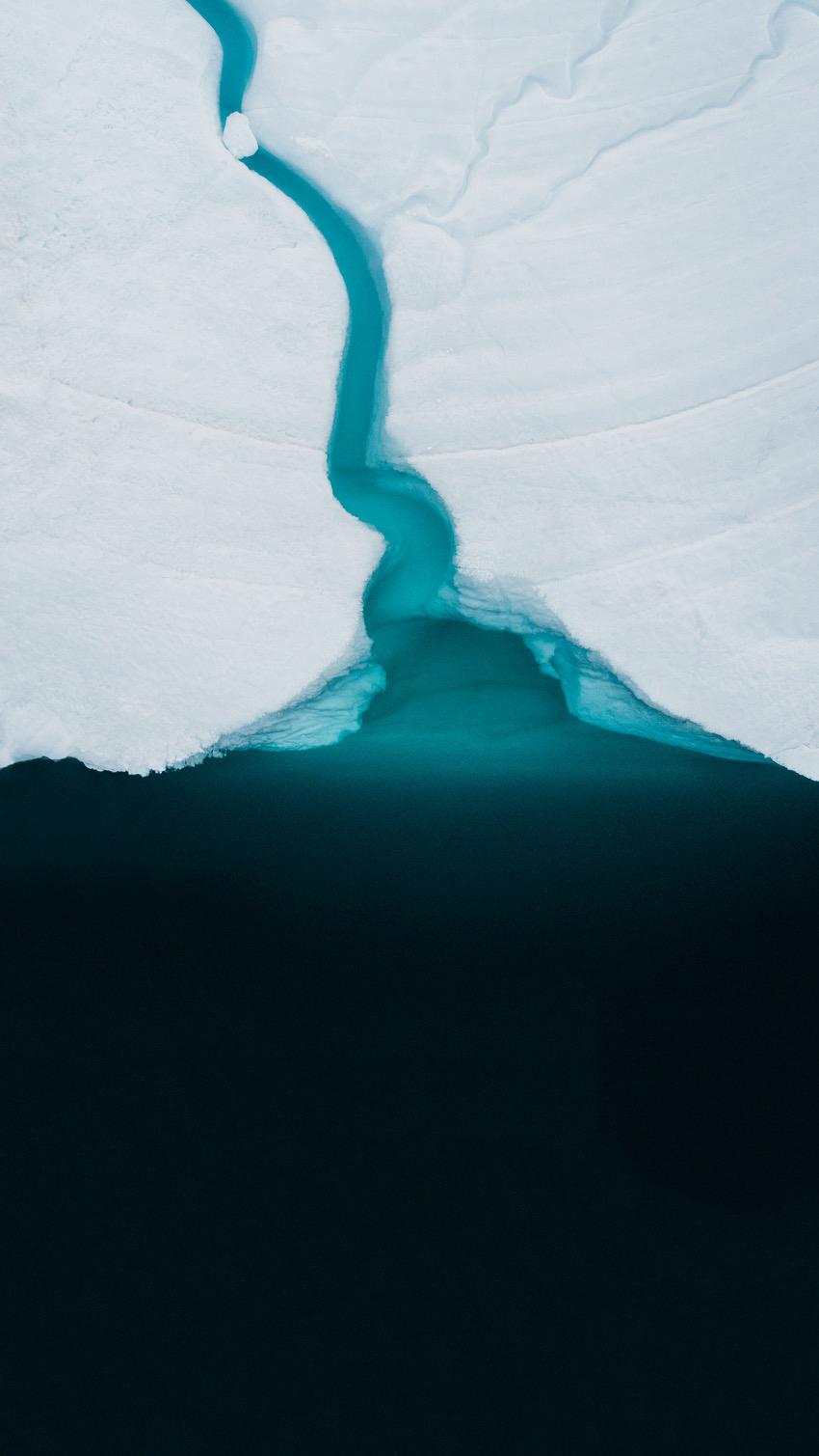 The Iceberg Series - 德国摄影师 Tom Hegen 作品:冰山