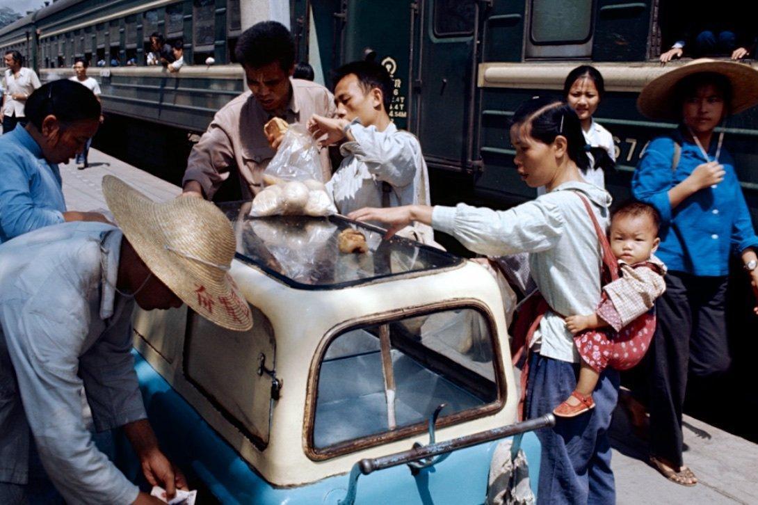 中国铁路,1980年代初