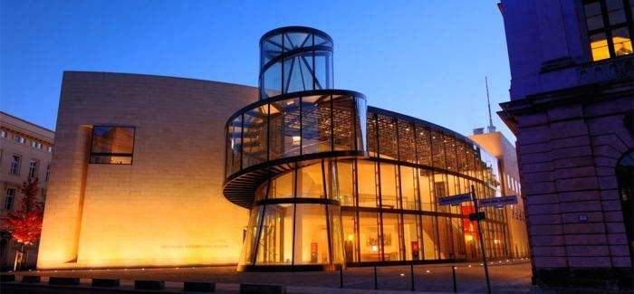 德国历史博物馆新翼