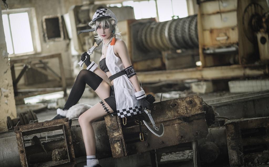 cosplay美女性感诱人写真