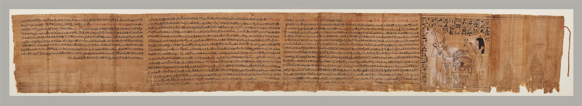 Henettawy (C)'s Book of the Dead, c.990 - c.970