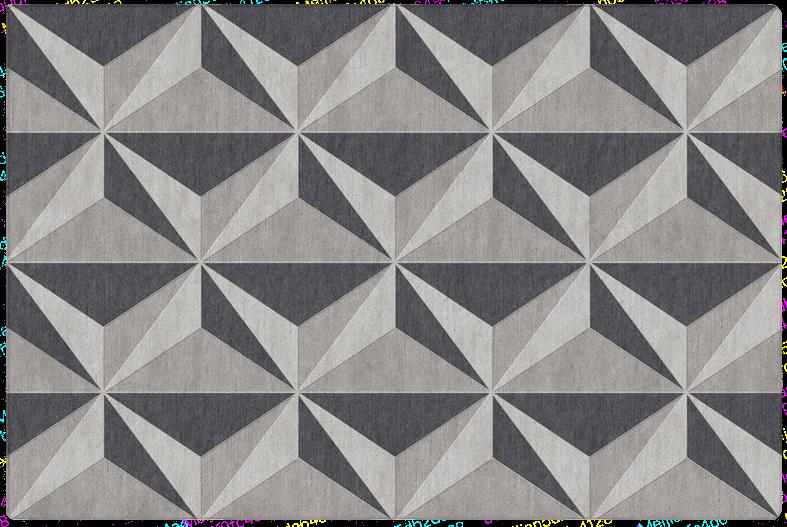 GEOMETRIC 地毯