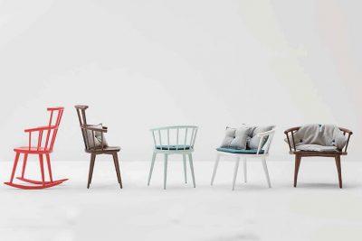 现代简约BILLIANI家具,传统与现代风格相结合