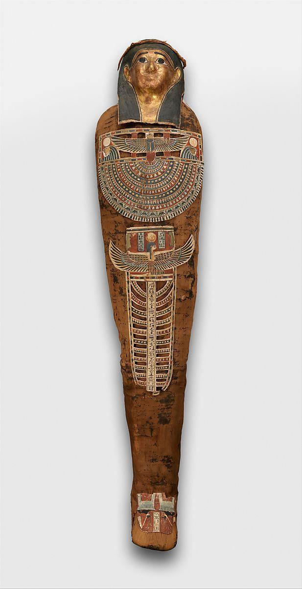 Mummy of Nesmin, c.200 - c.30