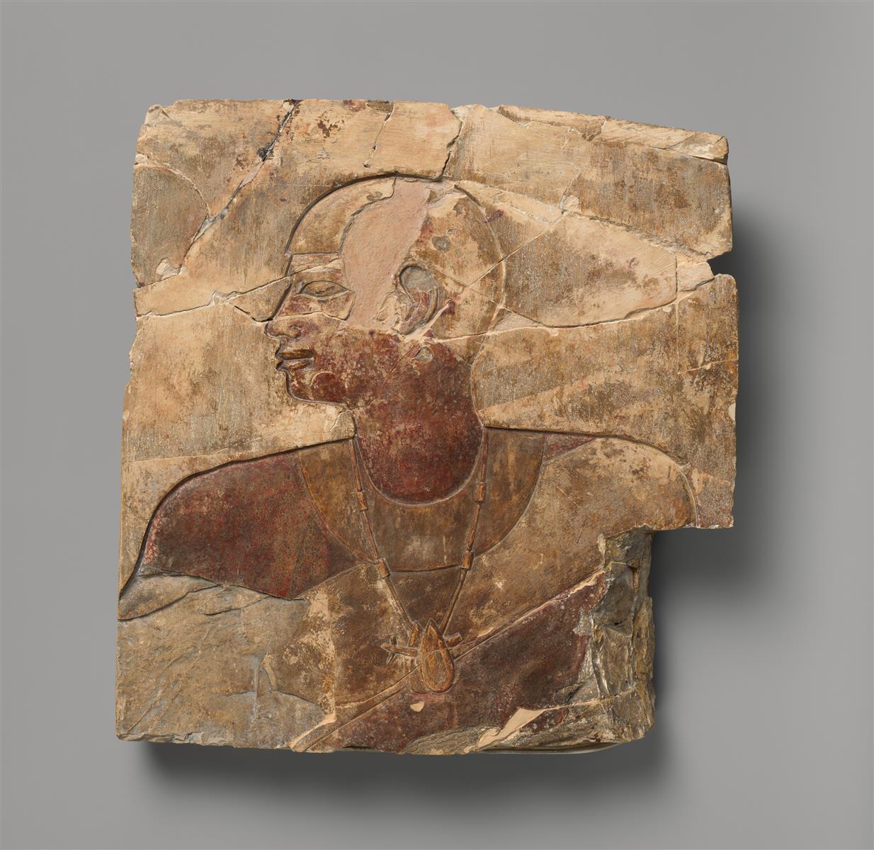 Relief Attributed to Petamenophis, c.710 - c.640